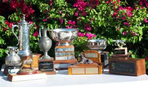 ISCSC AWARDED TROPHIES FOR 2011